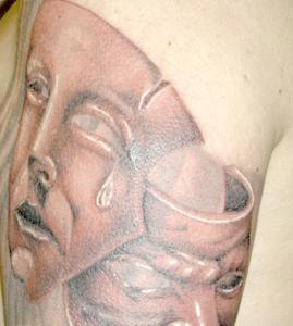 Портретные татуировки