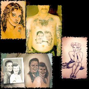 Татуировка на память