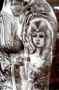 Татуировки осужденных