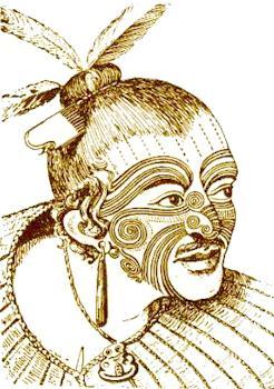 Стиль Tribal (племенной)