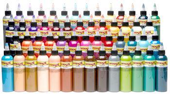 Краски для перманентного макияжа