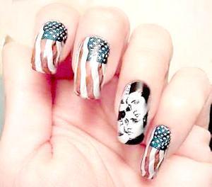 Фото-ногти